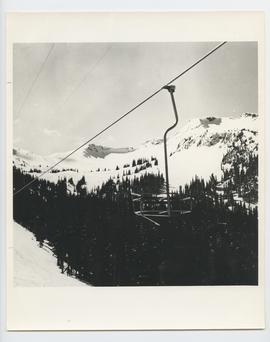 Whistler Mountain Chairlift