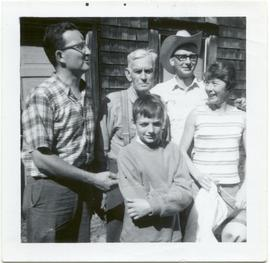Ken, Phil, David, Pat & Peter
