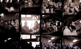 About '72 B&W Cafeteria @ Gondola People