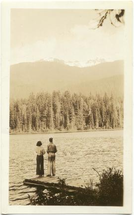 Couple at Lost Lake
