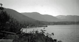 Alta Lake looking North