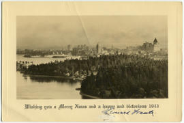 Postcard of Vancouver