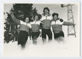 Whistler Mountain Staff Portrait