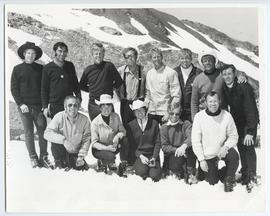 Toni Sailer Summer Ski Camp 1969