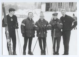 Garibaldi Ski Instructors