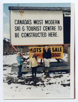 Canada's Most Modern Ski & Tourist Centre to be Constructed Here